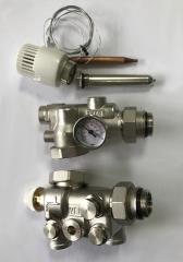 Насосно-смесительный узел UNIMIX-C IVAR